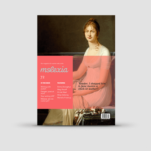 Mslexia Magazine - Issue 72