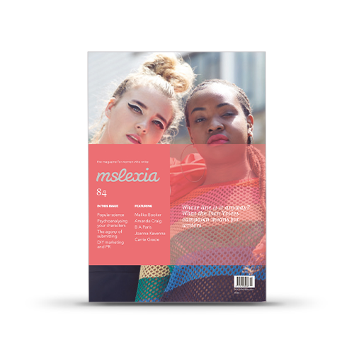 Mslexia Magazine - Issue 84